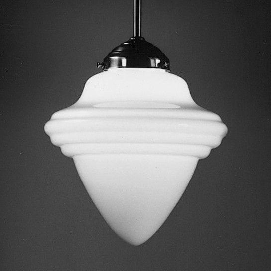 eikenøtt lampe